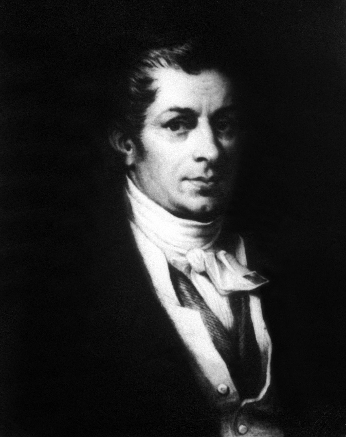 Say Jean-Baptiste (1767-1832), professeur d'économie industrielle. (1819-1832)