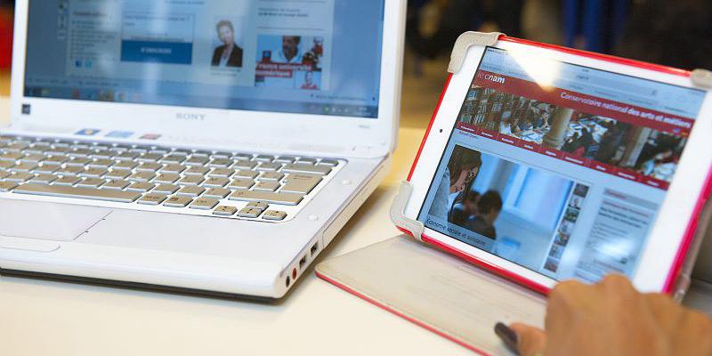Réunion d'information virtuelle