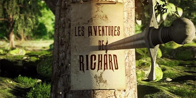Les aventures de Richard