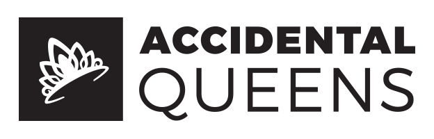 Logo Accidental Queens