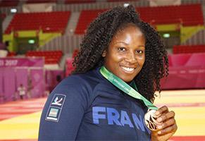 Anne-Fatoumata M'Bairo, auditrice du Cnam Paris