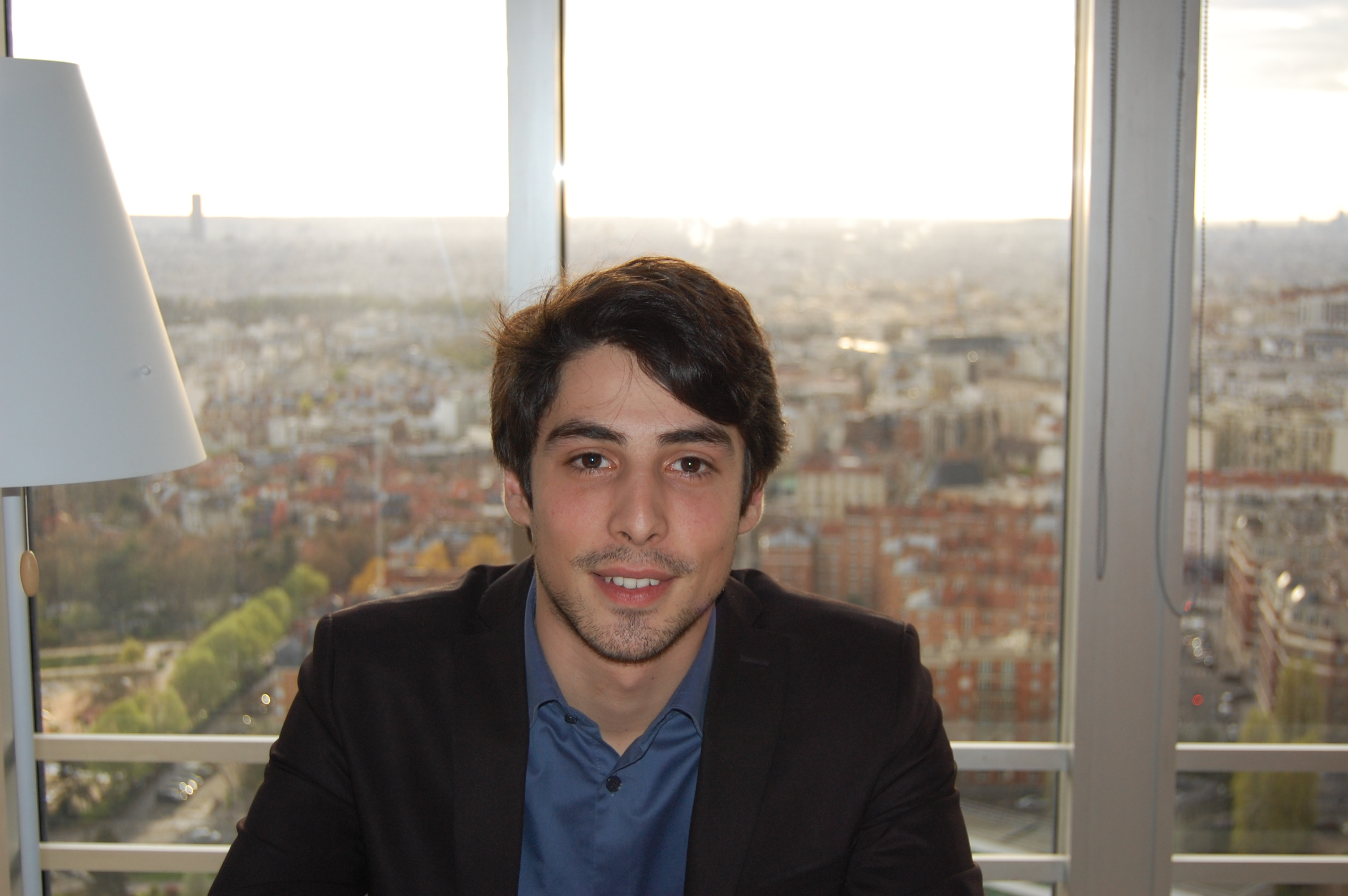 Valentin Turpaud - étudiant en master marketing vente au CFA du CNAM