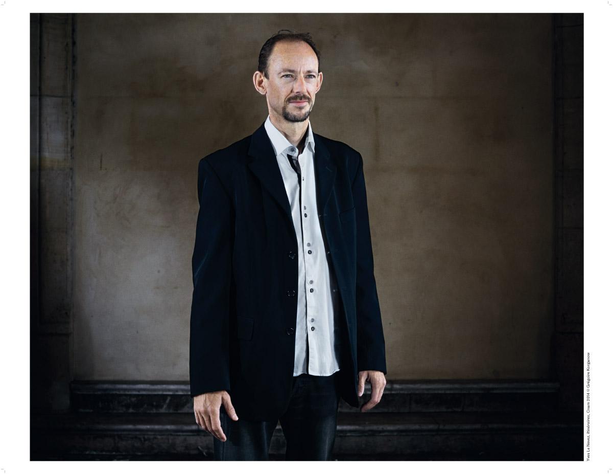 Yves Le Nevez, photographie de Grégoire Korganow